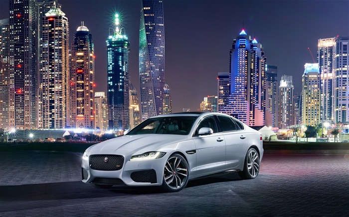 2016 Jaguar XF Auto HD Desktop Wallpaper Views:5639