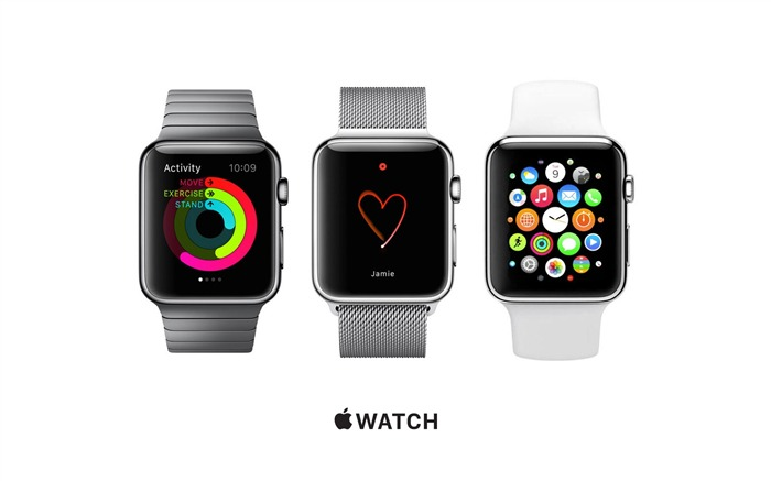 Apple Watch Theme HD Desktop Wallpaper 01 Views:2457