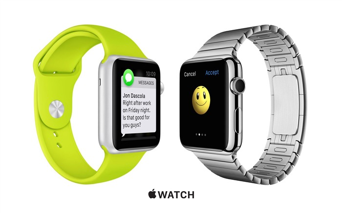 Apple Watch Theme HD Desktop Wallpaper 02 Views:2099