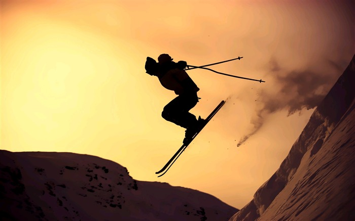 Amazing snowboarding extreme sports wallpaper 13 Views:2795