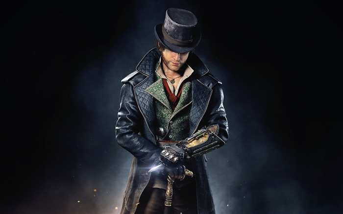 Assassins Creed Syndicate 2015 HD Game Wallpaper 01 Views:3668
