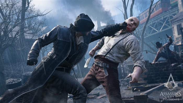 Assassins Creed Syndicate 2015 HD Game Wallpaper 02 Views:1825