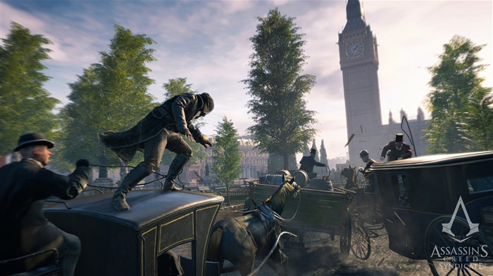 Assassins Creed Syndicate 2015 HD Game Wallpaper 03 Views:1839