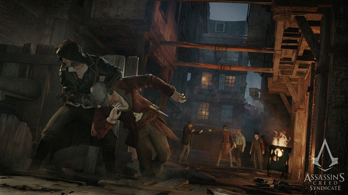 Assassins Creed Syndicate 2015 HD Game Wallpaper 04 Views:1794