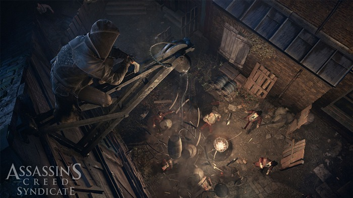 Assassins Creed Syndicate 2015 HD Game Wallpaper 05 Views:1756