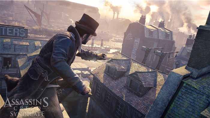 Assassins Creed Syndicate 2015 HD Game Wallpaper 06 Views:1767