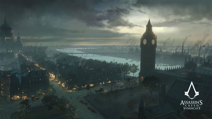 Assassins Creed Syndicate 2015 HD Game Wallpaper 08 Views:1898