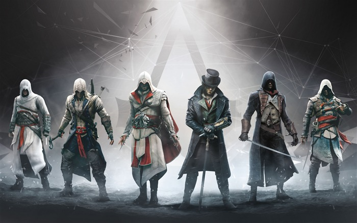 Assassins Creed Syndicate 2015 HD Game Wallpaper 09 Views:2445