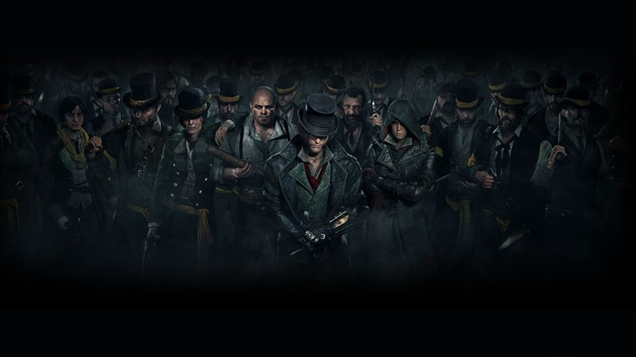 Assassins Creed Syndicate 2015 HD Game Wallpaper 11 Views:1548