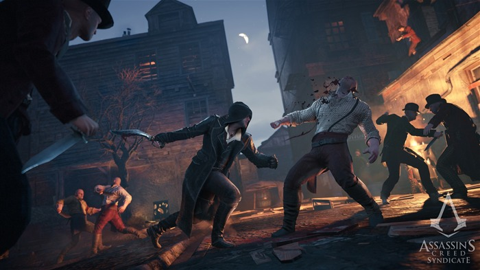 Assassins Creed Syndicate 2015 HD Game Wallpaper 12 Views:1760