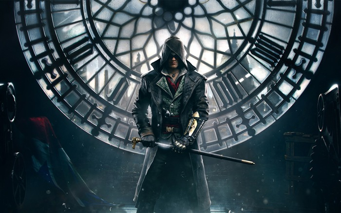 Assassins Creed Syndicate 2015 HD Game Wallpaper 13 Views:2465