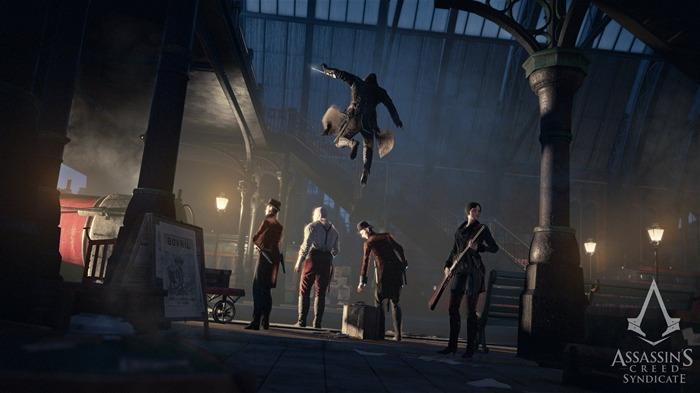 Assassins Creed Syndicate 2015 HD Game Wallpaper 18 Views:792
