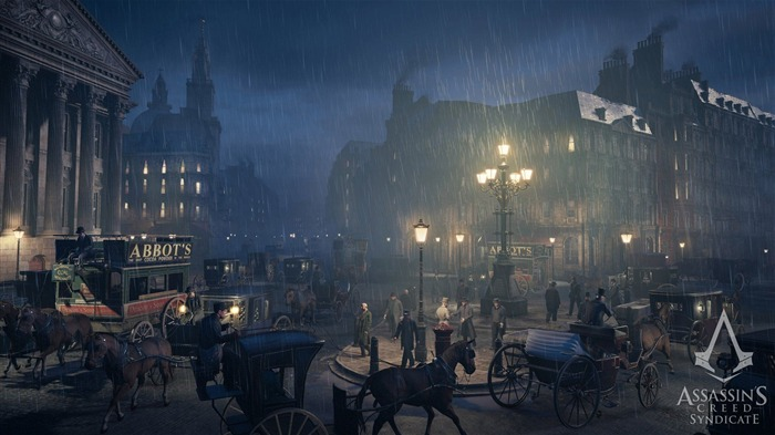 Assassins Creed Syndicate 2015 HD Game Wallpaper 19 Views:799