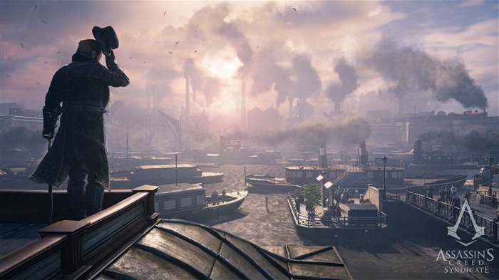 Assassins Creed Syndicate 2015 HD Game Wallpaper 20 Views:705
