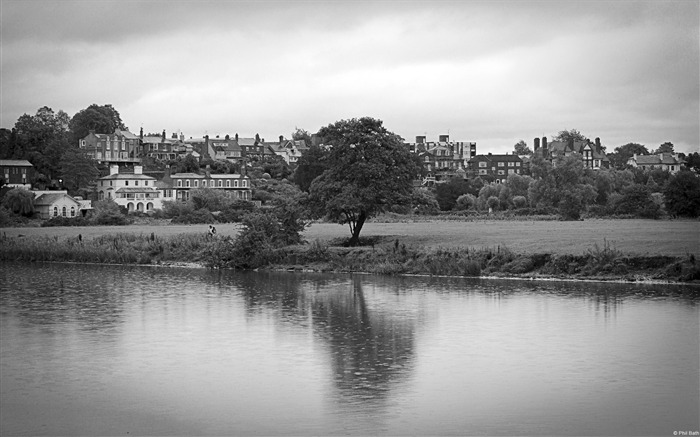 River Dee Chester Cheshire-Windows 10 Wallpaper Views:3409