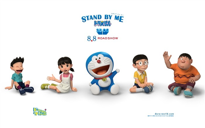 Stand By Me Doraemon Movie HD Widescreen Wallpaper 01 Views:2722