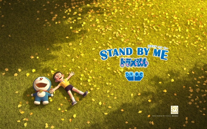Stand By Me Doraemon Movie HD Widescreen Wallpaper 03 Views:2614