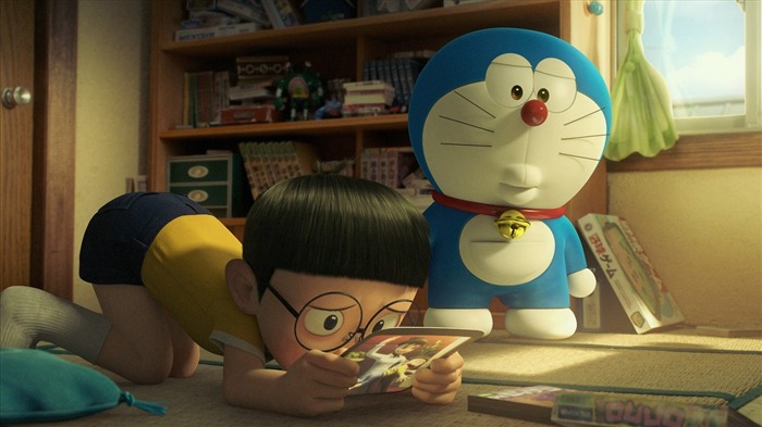 Stand By Me Doraemon Movie HD Widescreen Wallpaper 06 Views:2733
