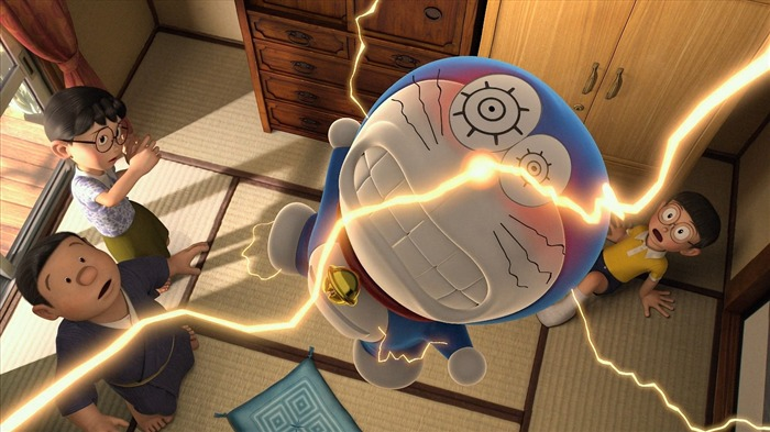 Stand By Me Doraemon Movie HD Widescreen Wallpaper 07 Views:1855