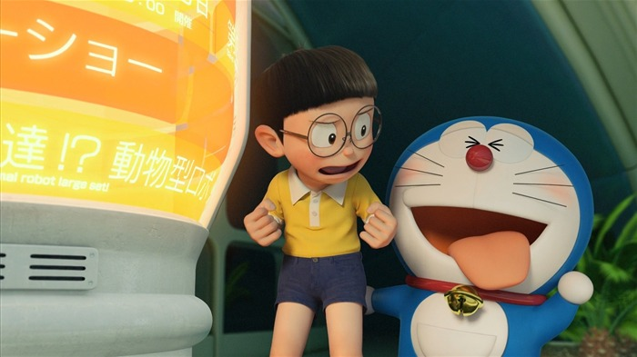Stand By Me Doraemon Movie HD Widescreen Wallpaper 08 Views:1961