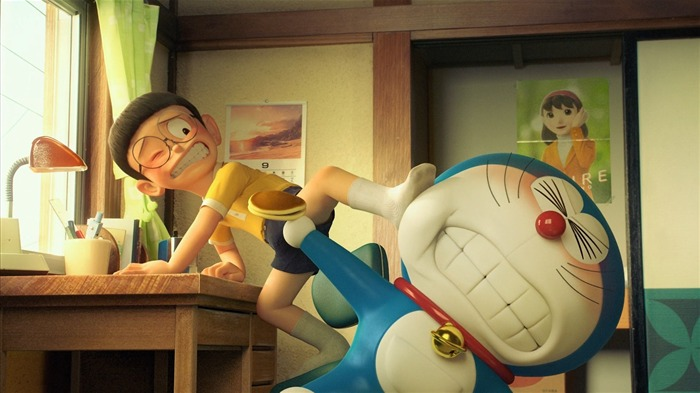 Stand By Me Doraemon Movie HD Widescreen Wallpaper 10 Views:5846