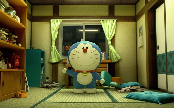 Stand By Me Doraemon Movie HD Widescreen Wallpaper 11 Views:3300