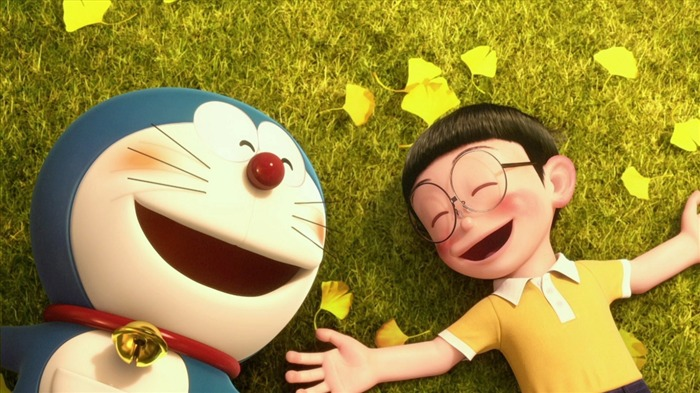 Stand By Me Doraemon Movie HD Widescreen Wallpaper 14 Views:2798