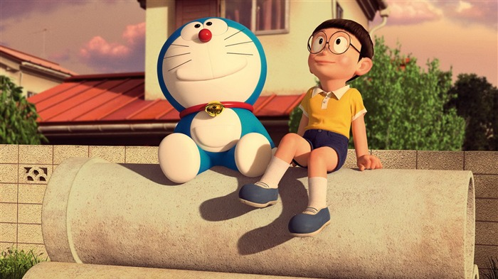 Stand By Me Doraemon Movie HD Widescreen Wallpaper 16 Views:5718