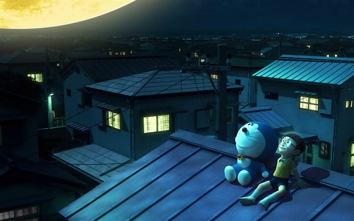 Stand By Me Doraemon Movie HD Widescreen Wallpaper 21 Views:1677