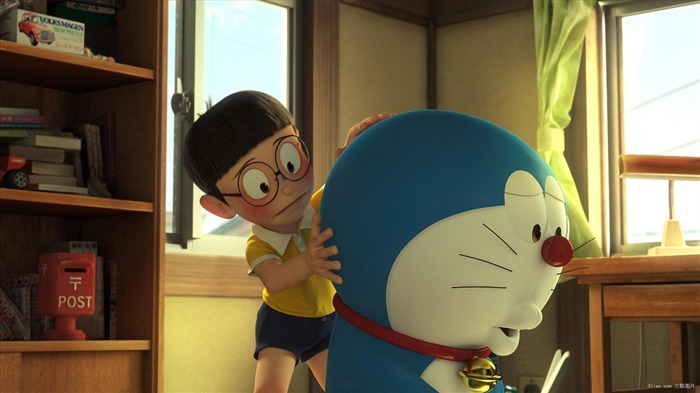 Stand By Me Doraemon Movie HD Widescreen Wallpaper 26 Views:1168
