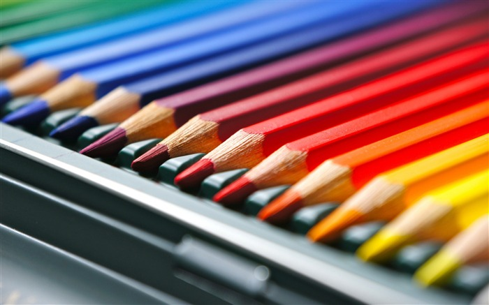 colorful crayons-High Quality HD Wallpapers Views:2142