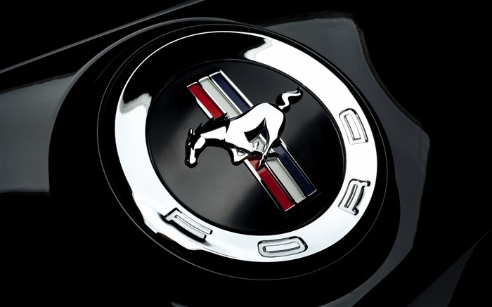 ford mustang emblem-High Quality HD Wallpapers Views:3057