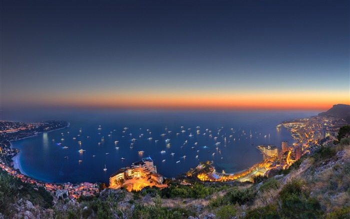Monaco Yacht Show-Cities HD Wallpapers Views:2166
