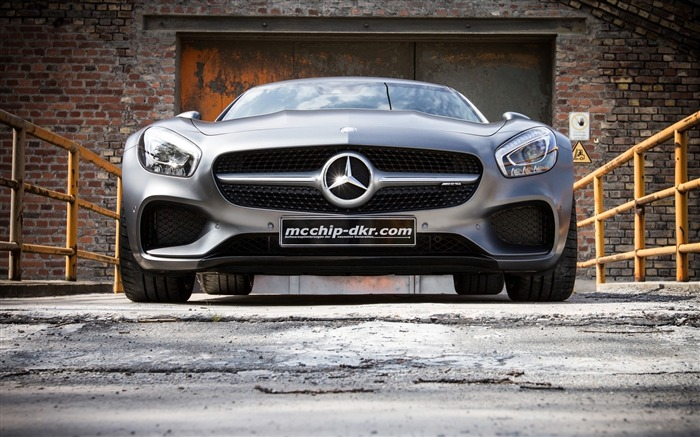 2015 Mcchip Dkr Mercedes AMG GT HD Wallpaper Views:3833