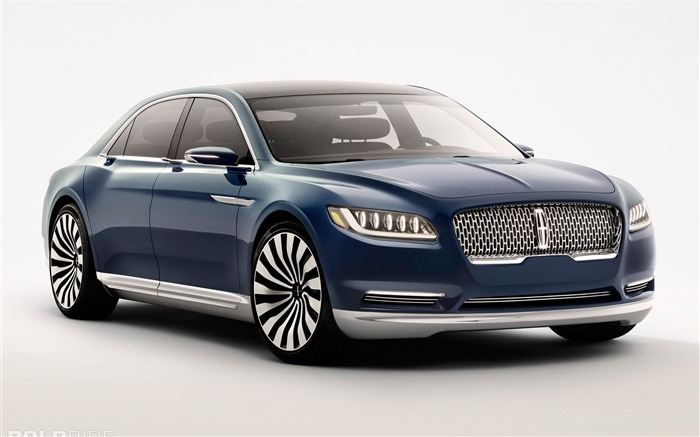 Lincoln Continental 2015-Auto HD Wallpaper Views:2518