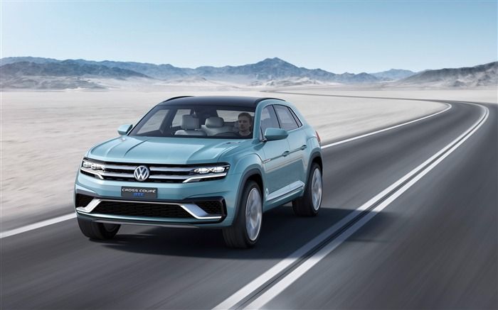 Volkswagen cross coupe-Auto HD Wallpaper Views:1428