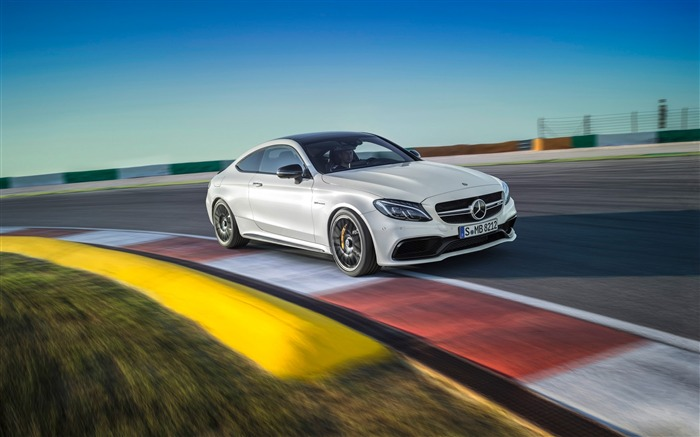 2016 Mercedes-AMG C63 S Coupe Wallpaper Views:6065