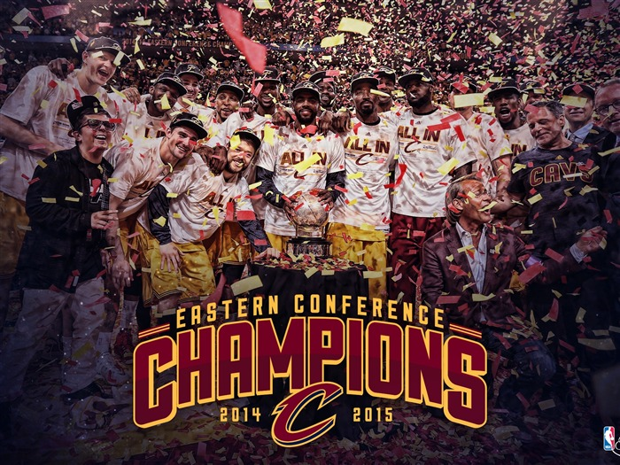 NBA Cleveland Cavaliers 2014-15 Wallpapers Views:12401