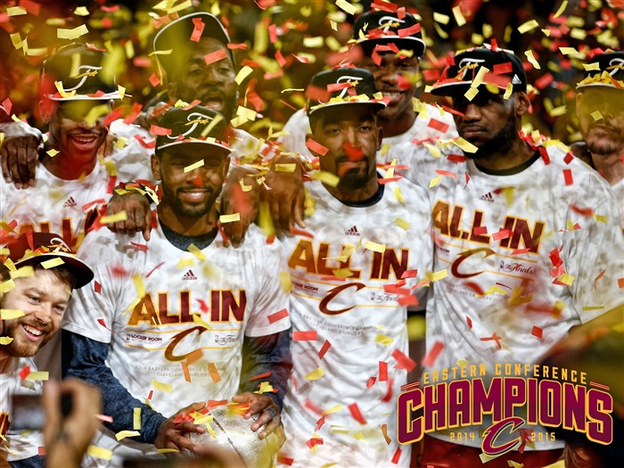 Eastern Conference Champs-Cleveland Cavaliers Wallpapers Views:2468