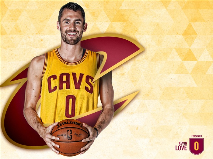Kevin Love-Cleveland Cavaliers Wallpaper Views:3080