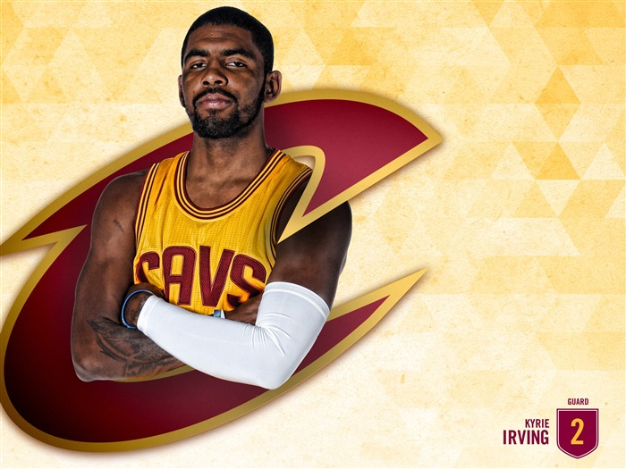Kyrie Irving-Cleveland Cavaliers Wallpaper Views:4552