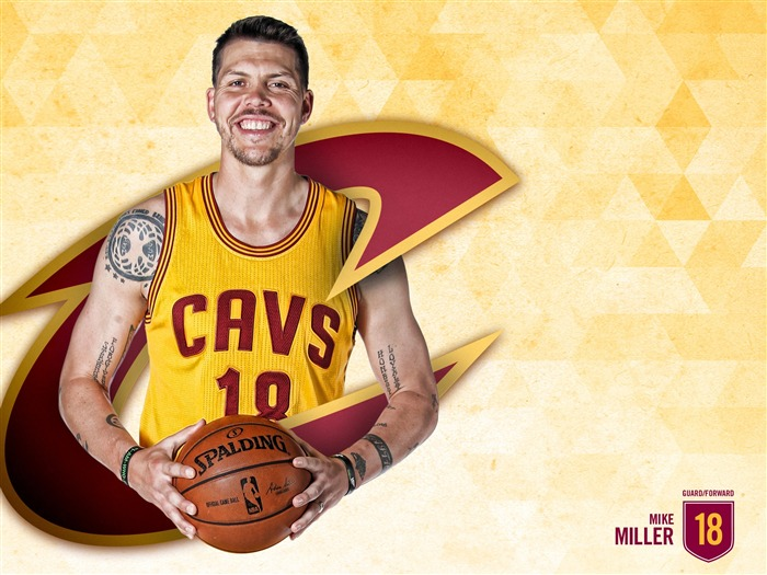 Mike Miller-Cleveland Cavaliers Wallpaper Views:2560