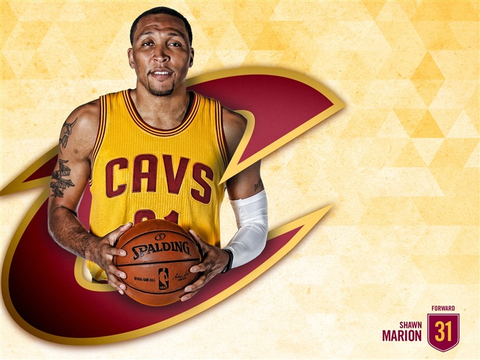 Shawn Marion-Cleveland Cavaliers Wallpaper Views:2558