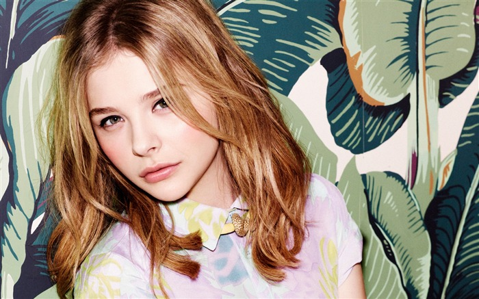 chloe moretz-HD Photo Wallpapers Views:2795