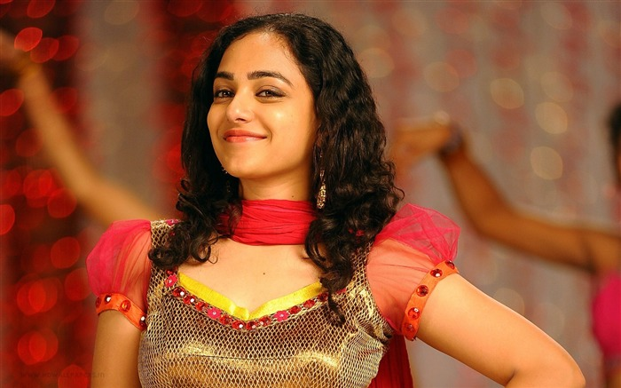 nithya menon indian actress-HD Photo Wallpaper Views:1646