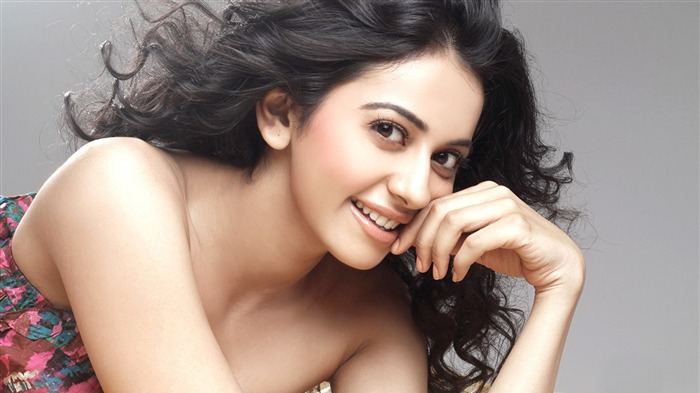 rakul preet singh telugu actress-HD Photo Wallpaper Views:1222