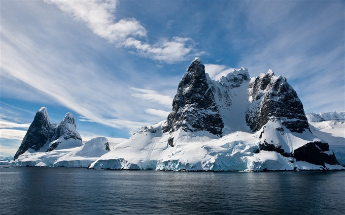 Glaciers winter-Photography Wallpapers Views:2992