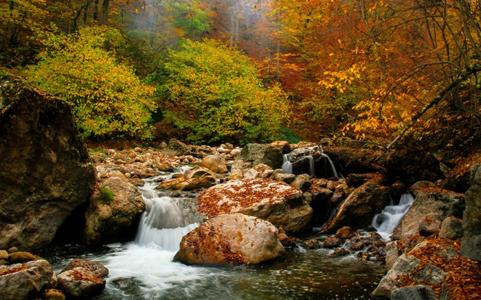 Autumn Nature Beautiful Scenery Wallpaper Views:9412
