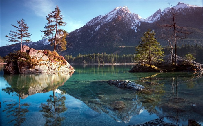 rocky islands mountain-Photography Wallpaper Views:1447