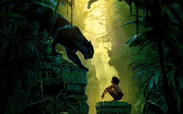 the jungle book 2016 movie-High Quality Wallpaper Views:1680